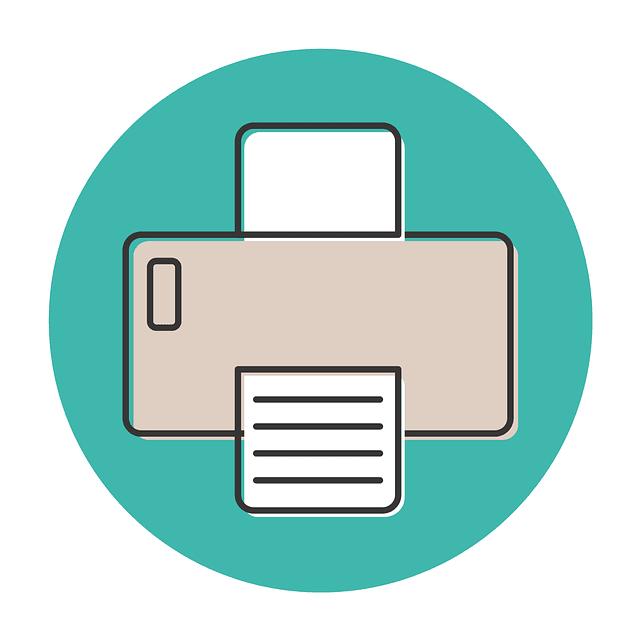 Cara Setting Printer Supaya Bisa Digunakan Bersama