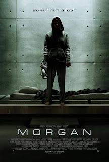 Morgan - Poster & Trailer