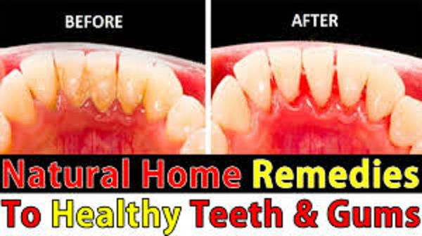 home made remedie for teeth pain.