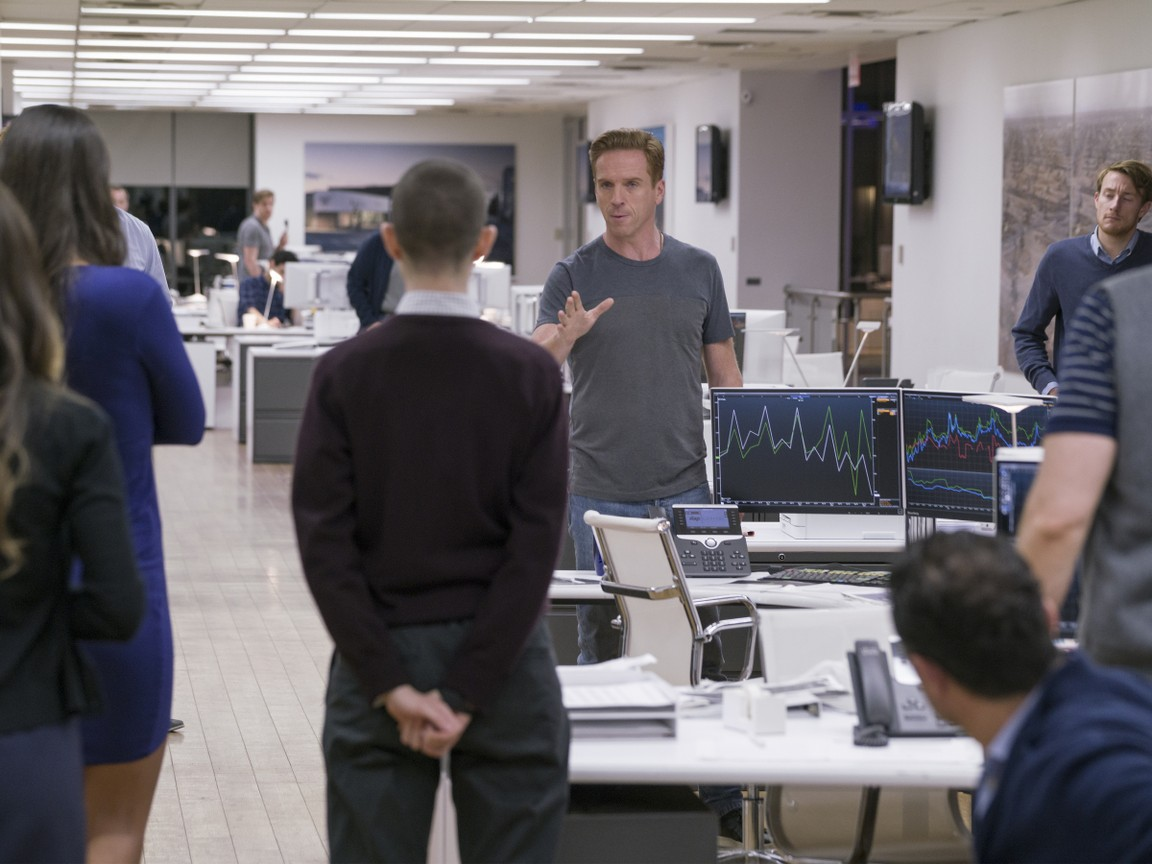 Billions - Season 2 Episode 06: Indian Four