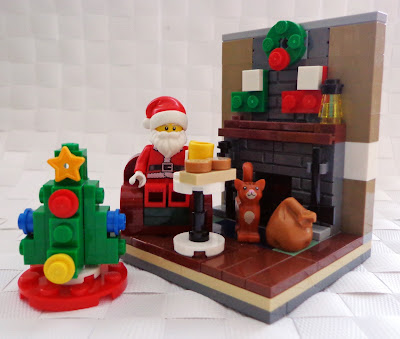 Santa's Visit [40125]