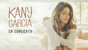 Concierto de KANY GARCÍA en Bogotá
