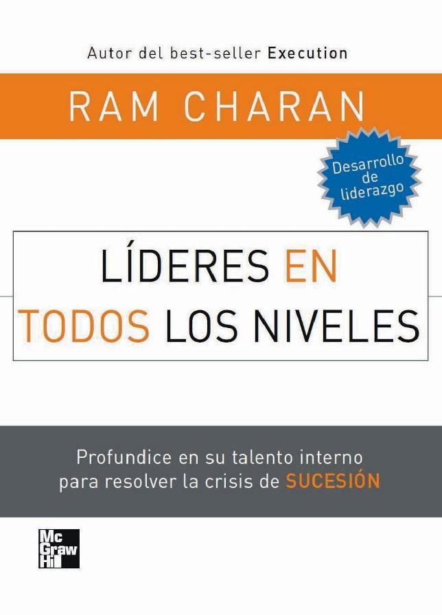 Líderes en todos los niveles – Ram Charan