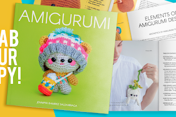 Amigurumi the book. The history of Amigurumi researched for the first time! FOX pattern inluded!