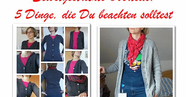 Domics Pinnwand: Selbstgestrickte Pullover & Strickjacken: 5