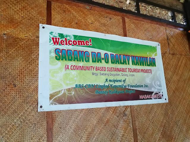 Dao Balay Kawilan DULAG LEYTE sabang daguitan surf camp