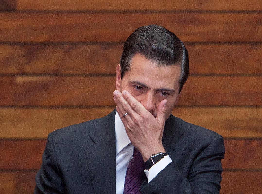 Contratos de última hora para los consentidos de Peña Nieto.