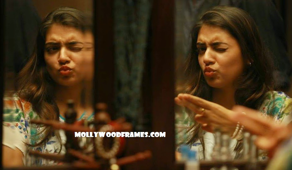 Nazriya Nazim in 'Bangalore Days' movie