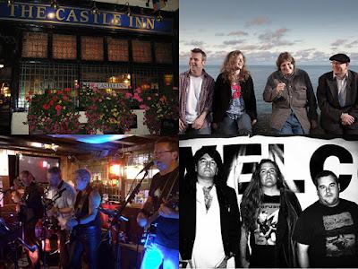 St Ives September Festival 2016 - The Castle Inn