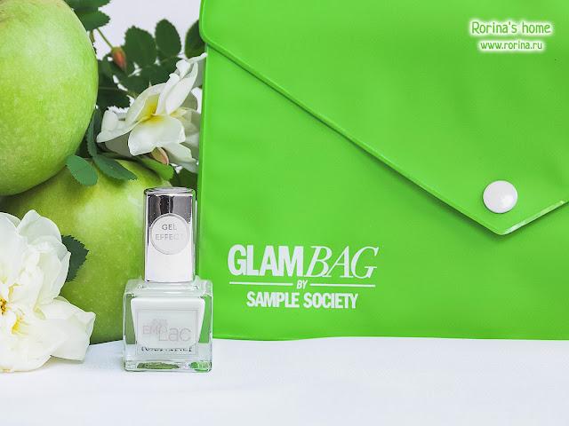 E.mi Lac Лак для ногтей Ультрастойкий Gel Effect: отзывы