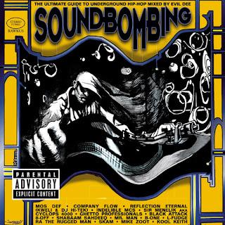 Various Artists - Rawkus Records Presents: Soundbombing (1997)