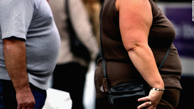 This is how more women than men end-up obese
