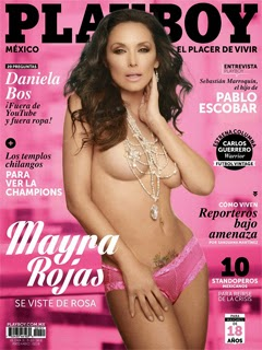 Revista Playboy Mexico-Mayo 2015 PDF Digital