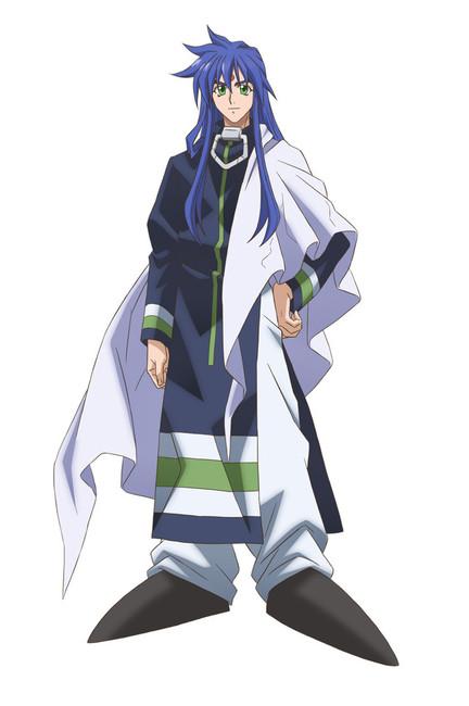 Yuichi Nakamura como Yozen
