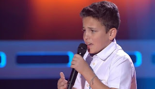 Carlos: Y ahora | La Voz Kids Audiciones a ciegas