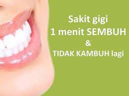 Cara Ampuh Mengobati Sakit Gigi Dengan Ramuan Tradisional