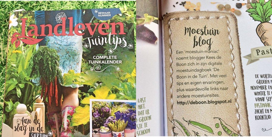 landleven magazine special tuinieren