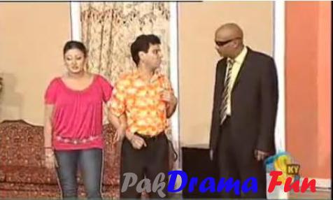 Hello darling iftikhar thakur new pakistani stage drama full.