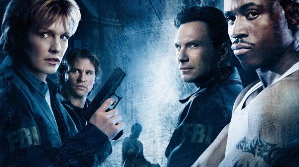film detektif mindhunters