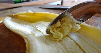شاهد فوائد قشر الموز .. لا ترمي قشر الموز بعد اليوم و السبب مفاجأة !! سبحان الله