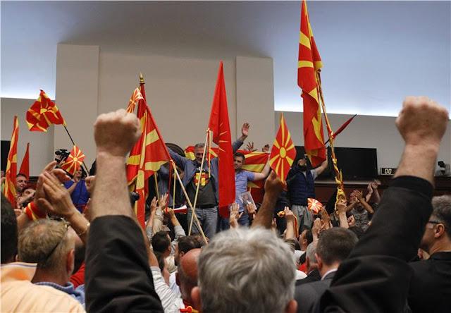 Το χρονικό του προαναγγελθέντος εμφυλίου στα Σκόπια