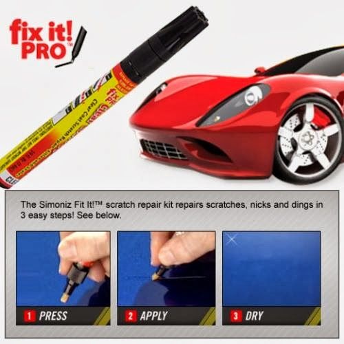 Amazing Pakistani Products Fix It Pro Car Scratch Remover