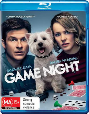 Game Night 2018 Eng 720p BRRip 800Mb ESub x264