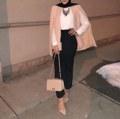 Hijab Style - Hijab Mode Chic