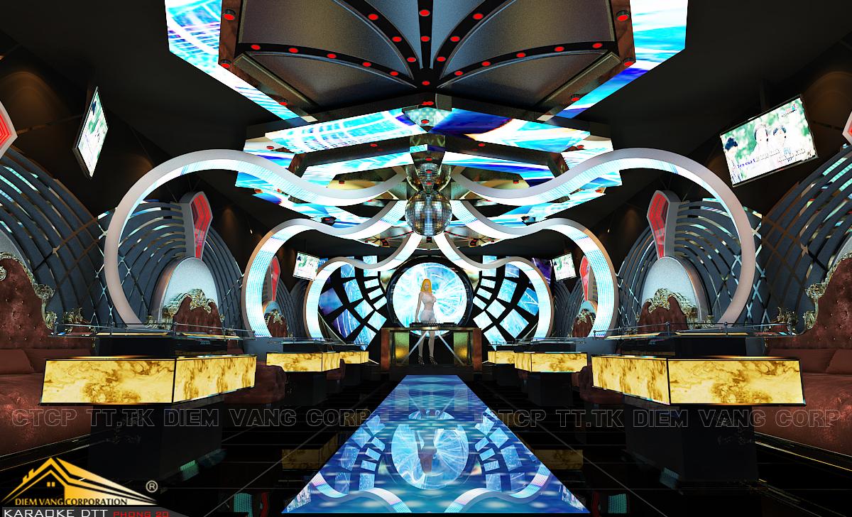 Thiết kế phòng karaoke 3D Ảnh Full chất lượng cao 29