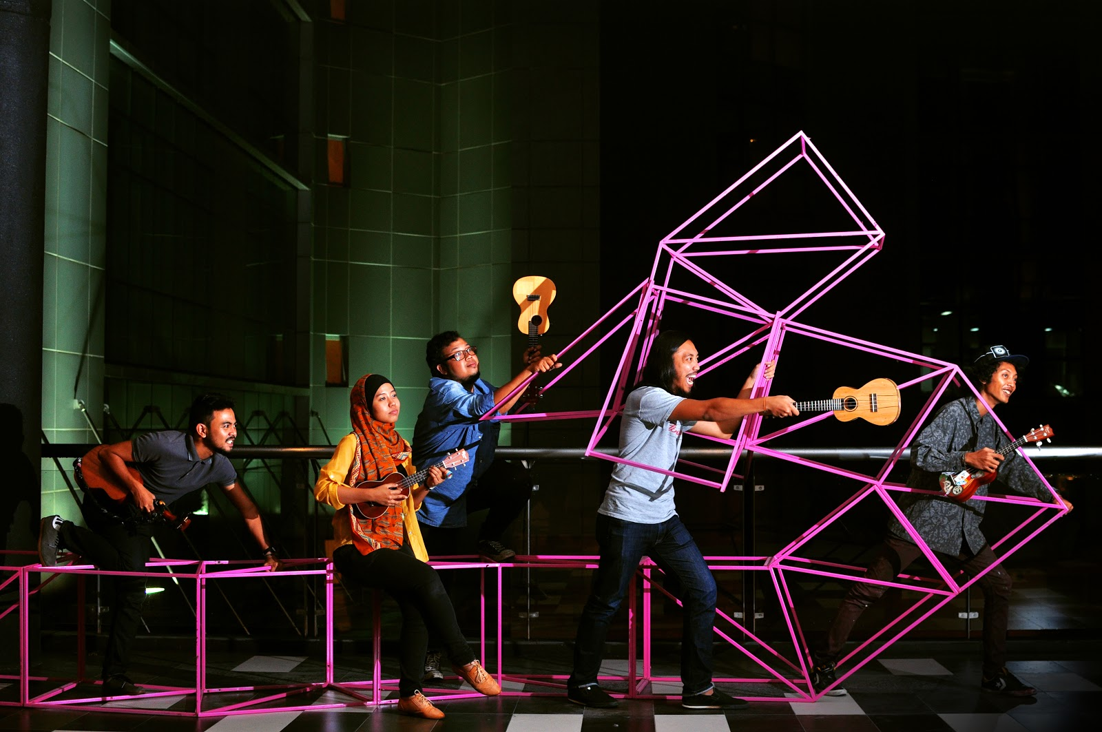 Ukulele Performance Best Musical In Kuala Lumpur Amp Klang