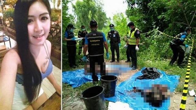 Wanita Cantik Ini Ternyata Tersangka Kasus Pembunuhan Mutilasi