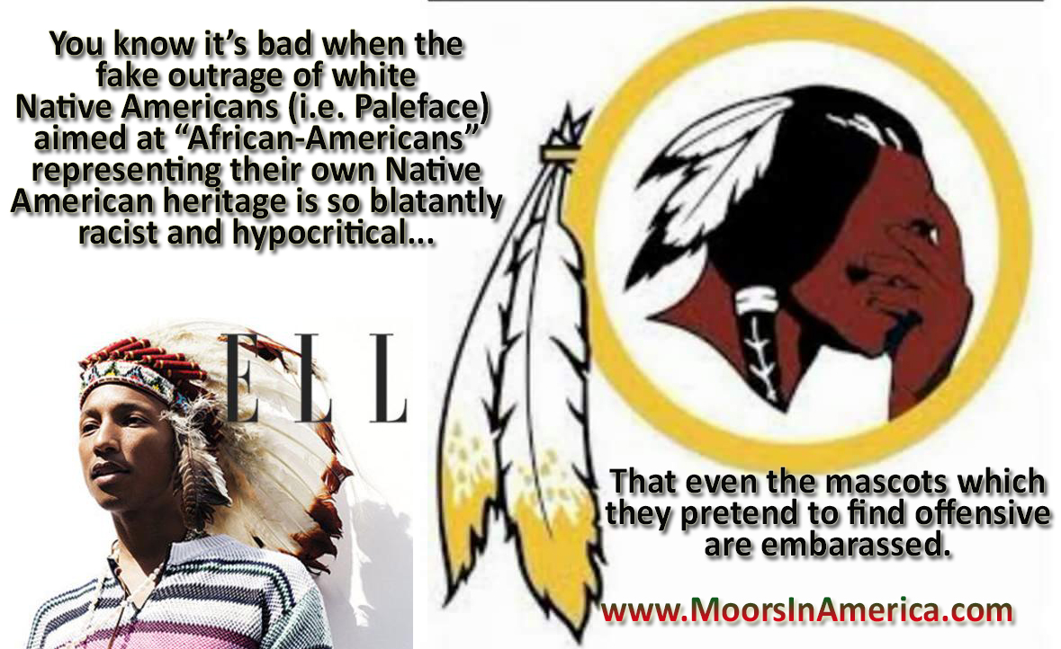 The Only Reason Five Dollar Indians White Native Americans Are Mad That So Called African American Is Starting To Wake Up And Realize They Have
