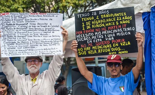 No es crisis es emergencia humanitaria, por Carlos Patiño