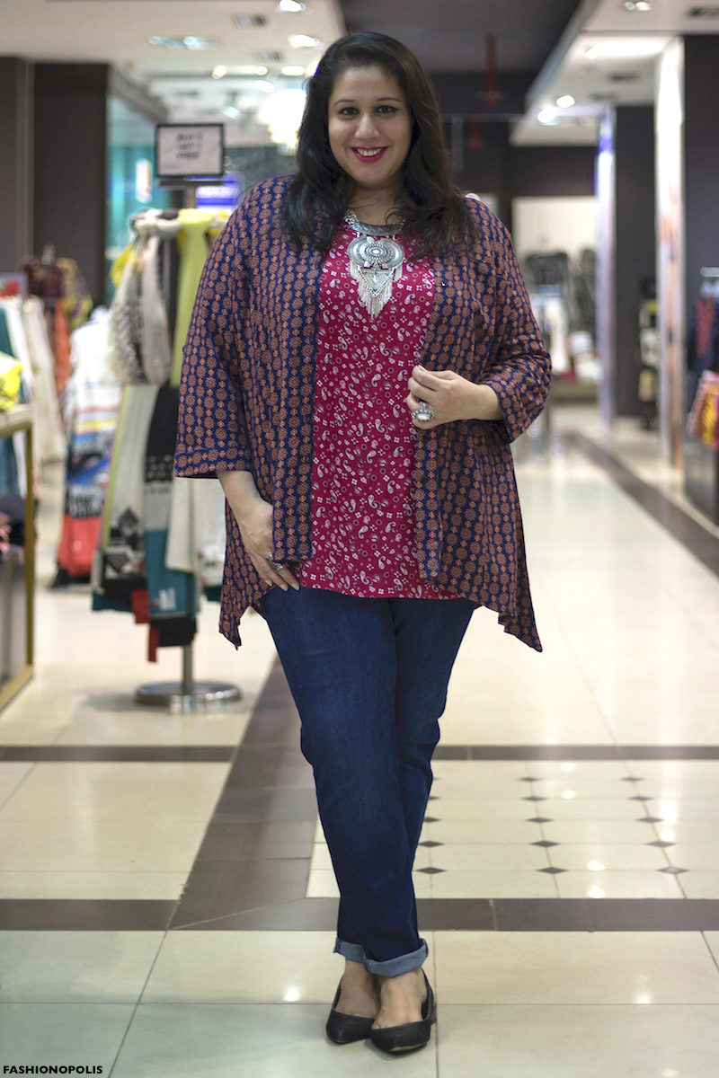 Plus Size Fashion Blogger - Plus Size Fashion Blog India