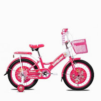 18 pacific doraemon lisensi ctb sepeda anak