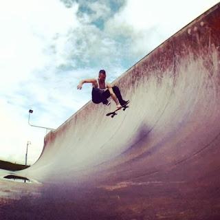 Mark Jansen Skateboarding Adelaide Boneless