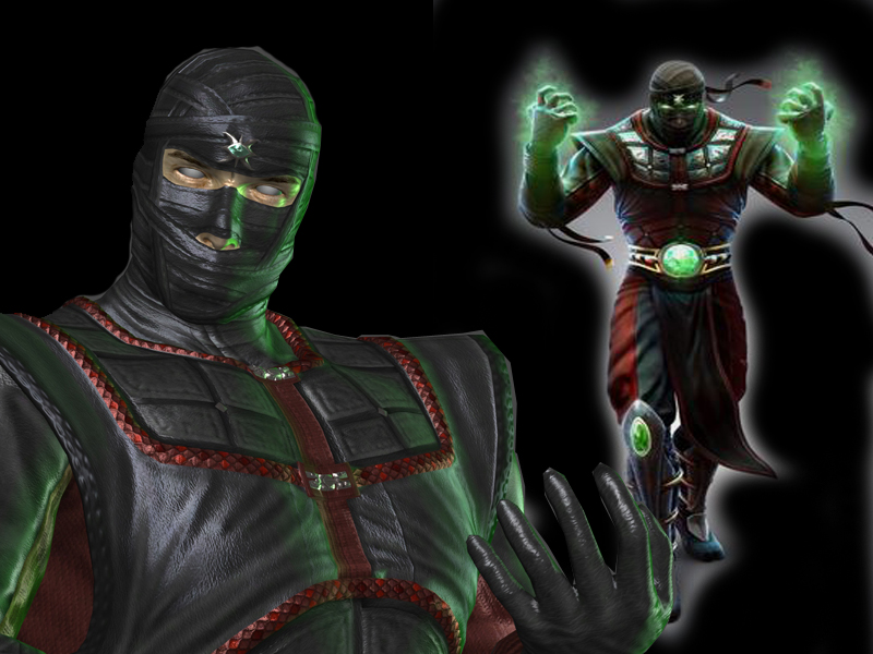 Wallpaperwiki Ermac Wallpapers Hd Free Download Pic Wpb006270