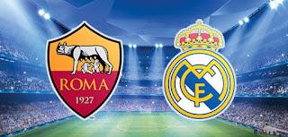 مشاهدة مباراة ريال مدريد وروما بث مباشر بتاريخ 19-09-2018 دوري أبطال أوروبا