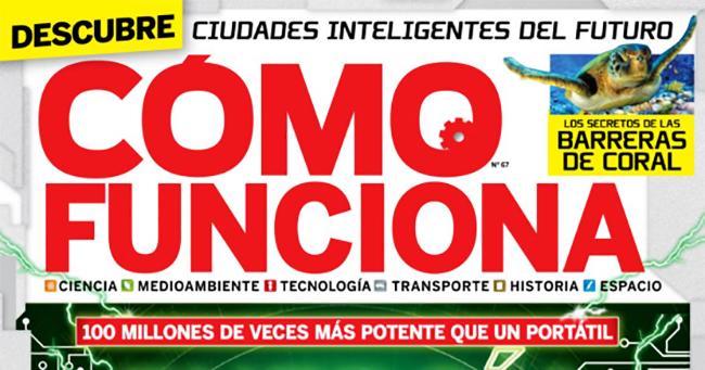 Revista Como Funciona - Energía Cuántica banner