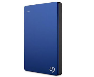 Seagate 1TB Portable External Hard Drive