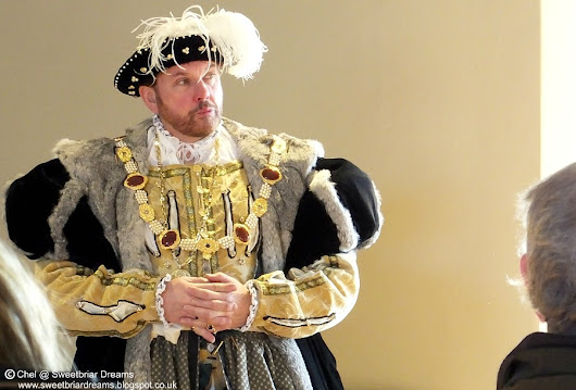 An Audience with Henry VIII and Katherine of Aragon