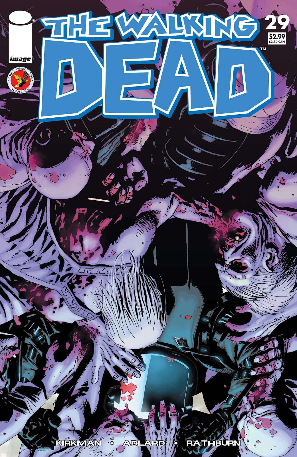 The Walking Dead issue 29 - Page 1