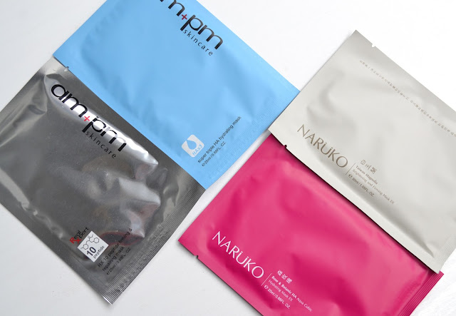 Naruko Sheet Mask Review