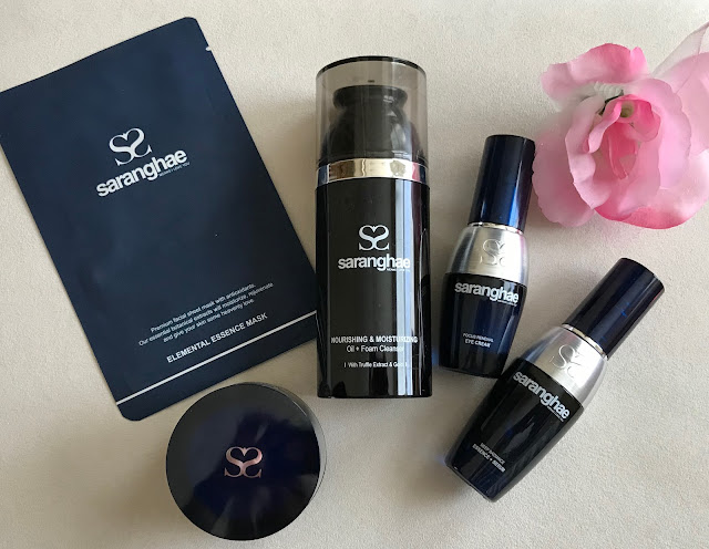Beauty Review- Saranghae 5 Step Anti-Aging Skincare Routine