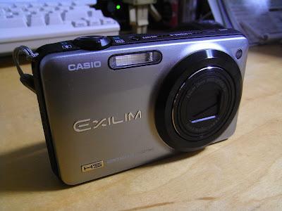 CASIO ZR10