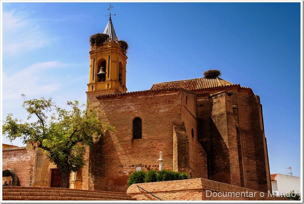 Igreja de San Jorge Mártir, Palos de la Frontera, Lugares columbinos, Espanha