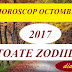 Horoscop octombrie 2017 - Toate zodiile