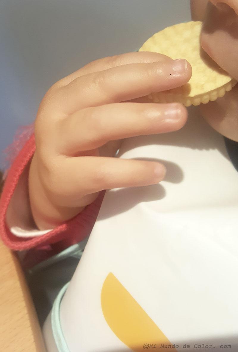 galletas ideales para bebes y niños