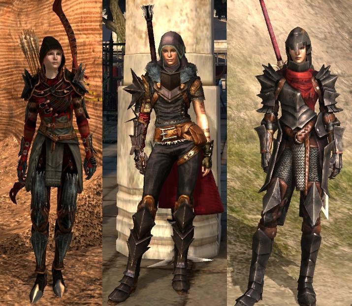 uitchecken Bij vrijgave goedkoop kopen Dragon Age Center: Champion Armor Set