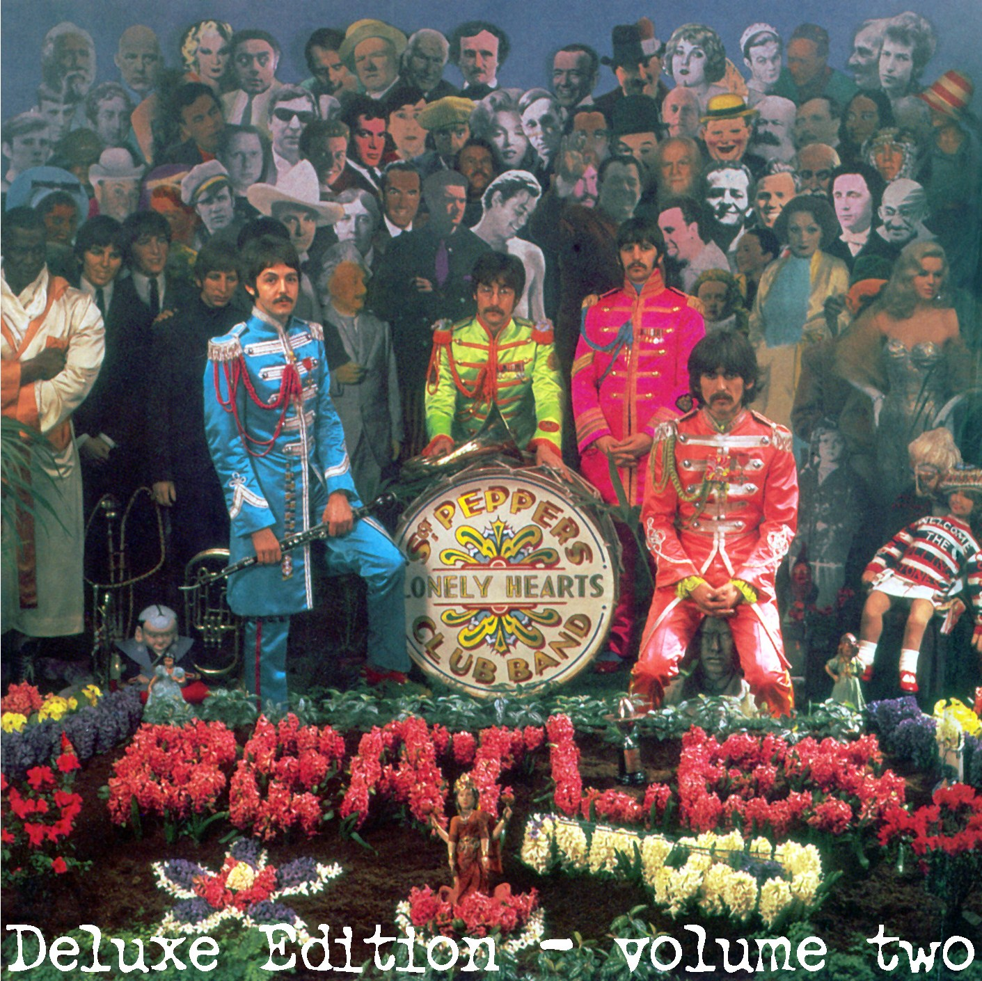 Beatles Lonely Hearts : p s beatleblog sgt pepper 39 s lonely hearts club band purple chick ~ Vivirlamusica.com Haus und Dekorationen